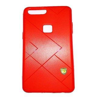 OGW LAVA Z90  - hard back case cover red