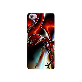 PREMIUM STUFF PRINTED BACK CASE COVER FOR LAVA IRIS X5 4G DESIGN 5956