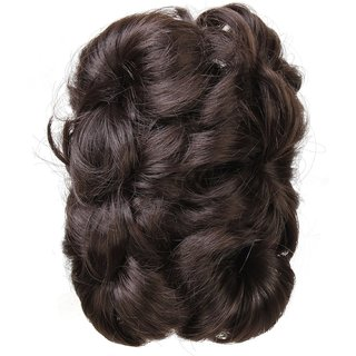 Out Of Box Funky Cluther 5 inch Hair Extension (Medium)