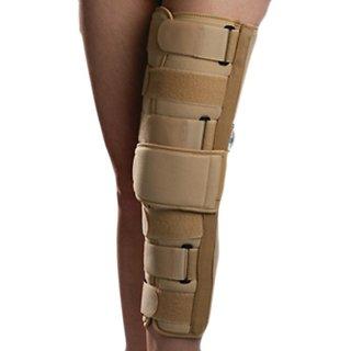 Ns  Skyson Long Knee Brace Colour Skin Size S