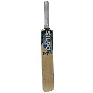 Mumbai Tattoo Silvo Silver Cricket Bat