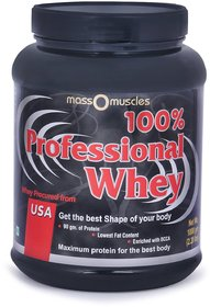 Massomuscles  Whey Protein/whey For Maximum Muscle Grow