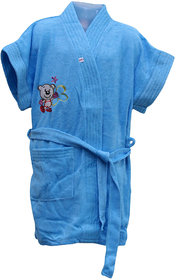 Dazzle baby bath rob bath gown bath robe for boys 1-2 years
