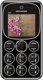 Kechaoda K16 Champagne Mobile 2 8 Inch TFT Display Phone