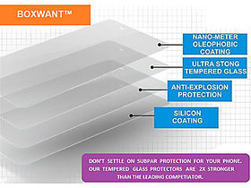 Full Screen Tempered Glass For Redmi Note 4 (Updated Ve