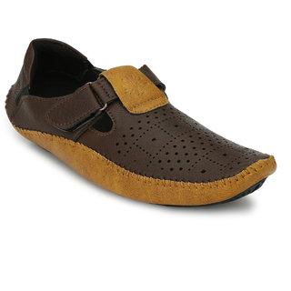 29K Men's Brown Roman Sandals
