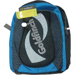 61329702ee96 Buy Goldfinch Backpack with Laptop Compartment (Black) Online - Get 4% Off