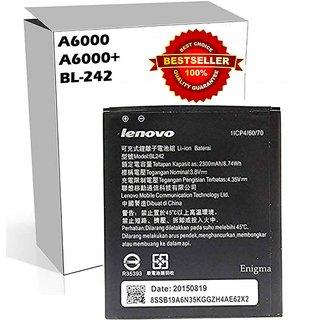 ORIGINAL Lenovo A6000 BL242 battery 2300mah