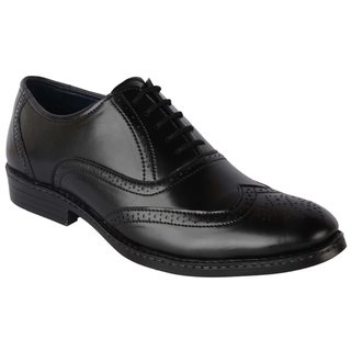 Goosebird Stylish Synthetic Leather Formal Shoe For Men