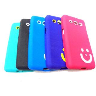 Samsung Galaxy Grand Quattro I8552 Purple Phone Cover