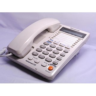 2 line Panasonic KX-T2378 Corded Landline Phone Refurbished