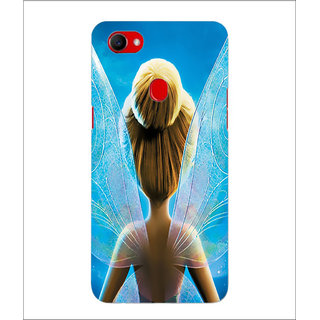 Printgasm Oppo F7 printed back hard cover/case,  Matte finish, premium 3D printed, designer case