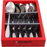 Kishco Stainless Steel Classic Dessert Spoon 6 Pcs Set