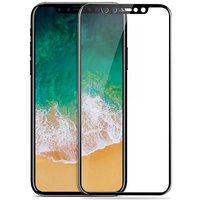 Hupshy Apple iPhone X Tempered Glass Screen Protector F