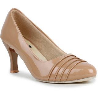 Sapatos Brown Kitten Heels For Women