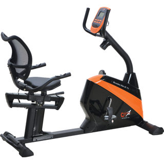 C-FIT R1-VX Recumbent Bike 5Kg Outer Magnetic Wheel