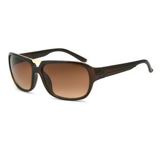 Royal Son UV Protected Square Sunglasses For Men (HI0053|57|Brown Lens)