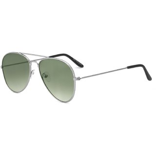 cc97abb3da Buy Royal Son UV Protected Square Sunglasses For Men And Women (Green Lens)  Online - Get 70% Off