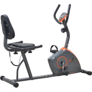 C-FIT R2VX Recumbent Exercise Bike for Home