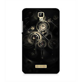 Printgasm Gionee P7 Max printed back hard cover/case,  Matte finish, premium 3D printed, designer case