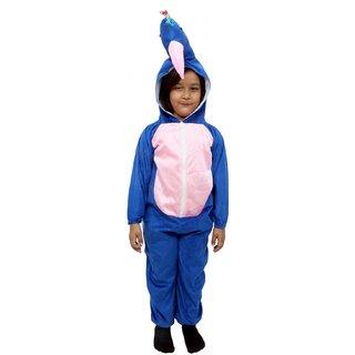 Nfd Peacock Kids Fancy Costume Wear