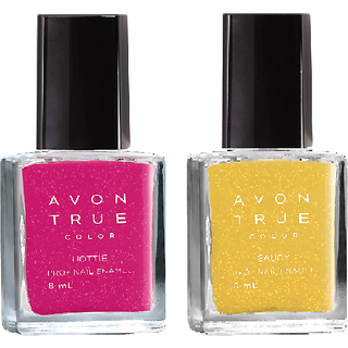 Avon True Color Nail Wear Pro+ (Hottie - Saucy )