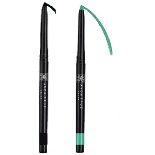 True Color Glimmerstick Diamonds Eyeliner ( Jade Metallic - Black Bloux)