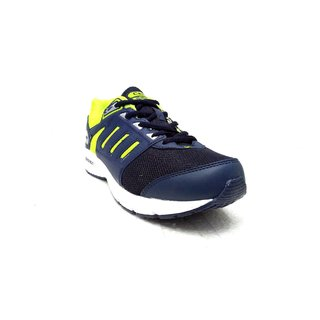 Campus Clone Blu/Sil/P.Grn Men Running Shoe