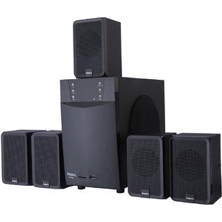 Impex CLASSIC Bluetooth Home Audio Speaker (Black 5.1 Channel)