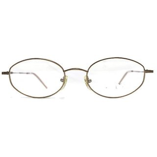 affable Rimmed Oval Unisex Spectacle Frame A330 Cooper 48 mm