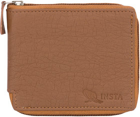 Insta Tan Chain Men's Wallet