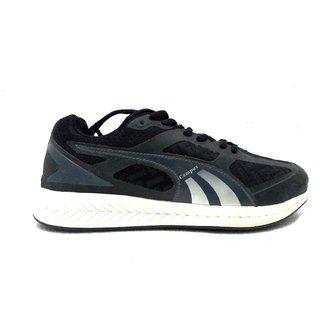 Campus Dayton Blk/Sil Men Running Shoes
