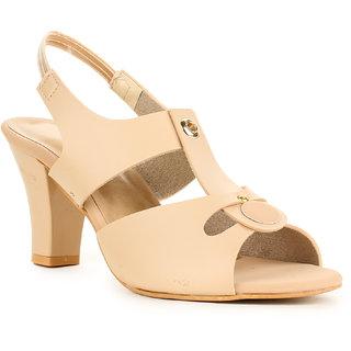 80f1d132efc Buy Aadvit Women s Cream Kitten Heels Online - Get 33% Off