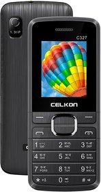 Celkon C327 Dual Sim 1.3 MP Camera 1000 mAh Battery