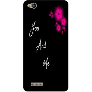 pretty nice 17cf1 d3bcb Back Cover For Mobiistar CQ (Multicolor, Dual Protection, Flexible Case) by  Rising Rays
