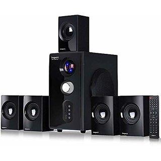 Impex RHYTHM B 5.1 Soundbar, Tower Speaker, Home Cinema  (DVD, Blue Ray)