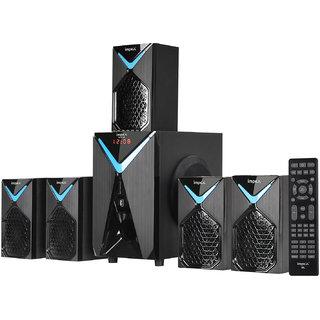 Impex BEAT B1 85 W Bluetooth Home Audio Speaker (Black 5.1 Channel)