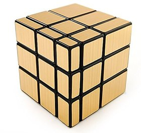Nyubi  3 x 3 Gold Mirror Cube Puzzle