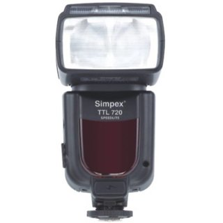 Simpex 720 TTL C Flash (Black)