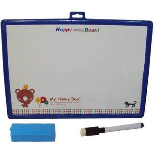 SHRIBOSSJI Educational 2 in 1 Slate with White and Black Board - Premium Range  (Multicolor)