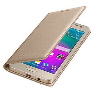 VIVO Y57  Flip Cover Premium Quality Leather Back Cover Case With Wallet Flip Diary