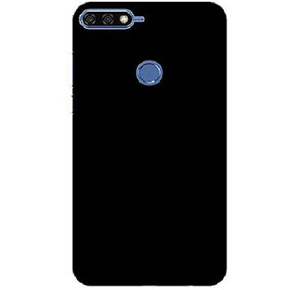 sneakers for cheap 7bcf5 5aaac mascot max black back cover soft silicon case for Huawei Honor 7A