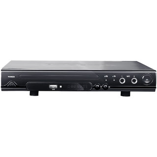 Impex PRIME DX1 5.1 inch DVD Player (Black)