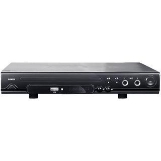 Impex PRIME DX1 5.1 inch DVD Player  (Black)