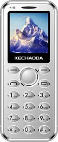 KECHAODA K115 MINI CARD SIZE LIGHT WEIGHT DUAL SIM MOBILE WITH CAMERA