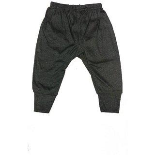 Tahiro Black Thermals Pyjamas - Pack Of 1