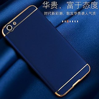 BS *3-in-1 SHOCKPROOF* Dual Layer Thin Back Cover Case For Oppo A57