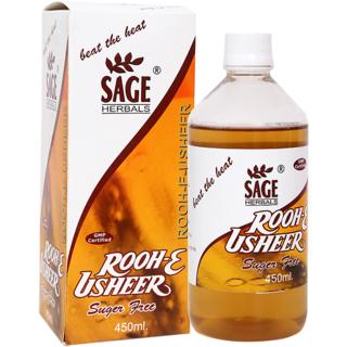 Sage Herbals Rooh-E-Usheer SugarFree Pack of 2
