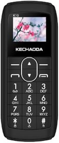Kechaodo K10 Single Sim Mobile With 0.66 Inch Display, 300mAh Battery, Bluetooth Dailer , Wireless FM