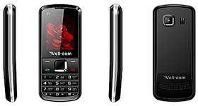 VELL-COM  X1i HEAVY BATTERY  DUAL SIM GSM MOBILE PHONE